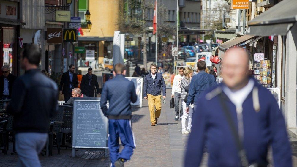 La SIC ne veut plus attirer seulement les commerçants mais aussi les entreprises locales. En particulier celles situées dans les hauts de la ville.