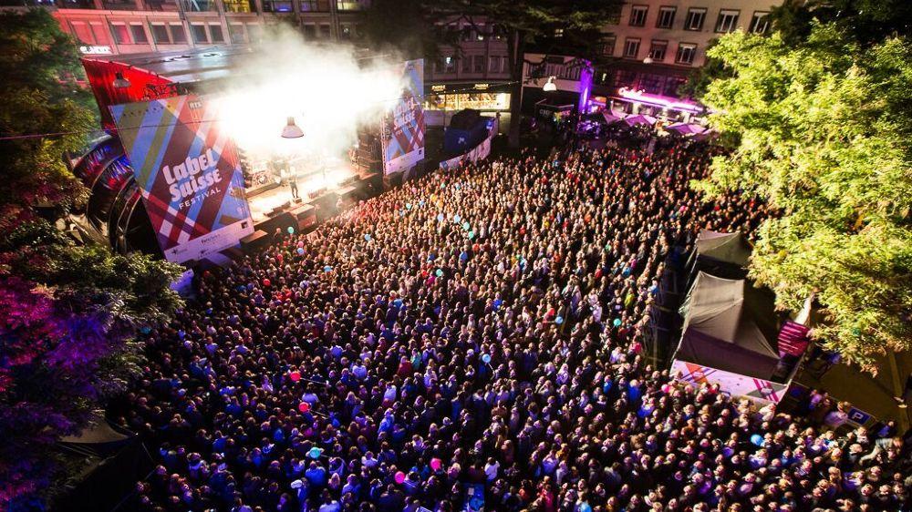 Le festival Label Suisse déroulera ses fastes de vendredi à dimanche en divers lieux de Lausanne. A l'affiche, une centaine d'artistes suisses et une soixantaine de concerts gratuits.