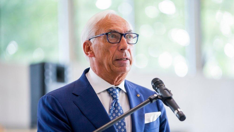 Daniel Mosini a été élu à la municipalité en 2006.