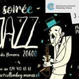 Soirée Jazz avec 3 orchestres