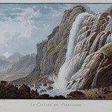 La route des Alpes au XVIIIe siècle