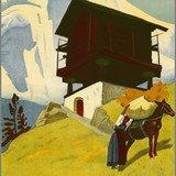 Les affiches de l'Union valaisanne du tourisme -1938-1996-