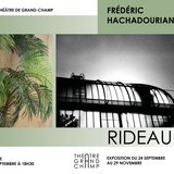 Rideau - Frédéric Hachadourian