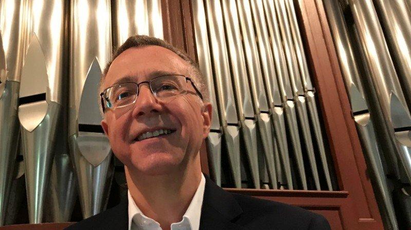Matinée d'orgue au temple d'Aubonne