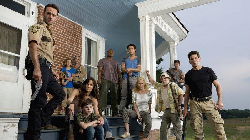 Télévision: la série «The Walking Dead» s'achèvera en 2022