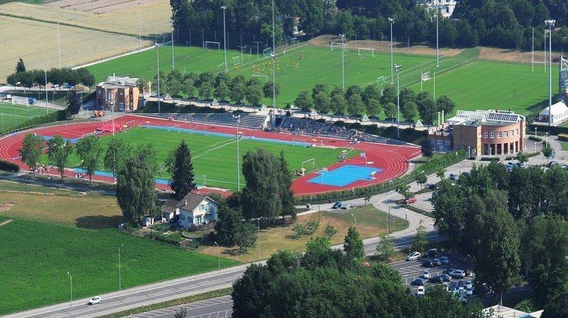 Le départ sera lancé du stade de Colovray.