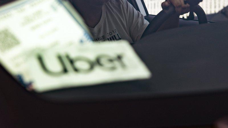 La Cour d'appel du canton de Vaud reconnaît le statut de salarié à un ancien chauffeur d'Uber (photo d'illustration).