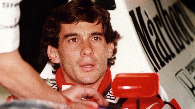 Petit écran: Netflix produit une mini-série sur Ayrton Senna