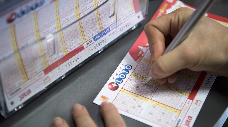 Loterie: le tirage du Swiss Loto n'a pas fait d'heureux gagnant