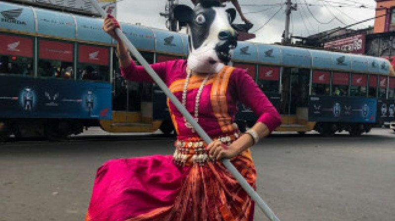 "Danse ""Delhi"""