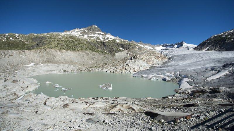 Climat: en moins de 30 ans, près de 5'000 lacs glaciaires se sont formés dans le monde