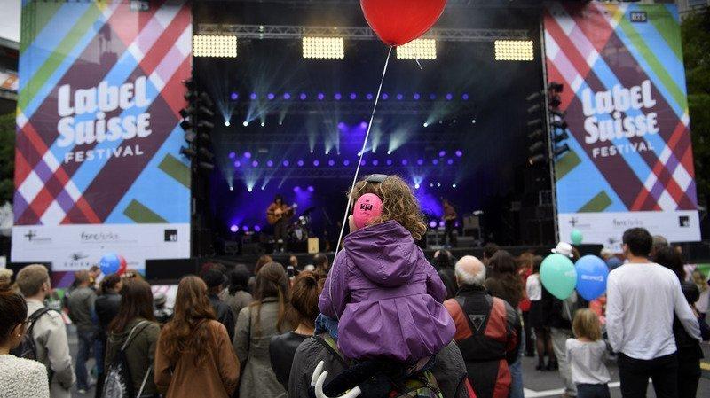 Lausanne: une édition spéciale pour le Label Suisse Festival