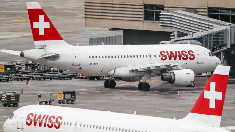 Transport aérien: pour survivre, Swiss met le couteau sous la gorge de ses employés