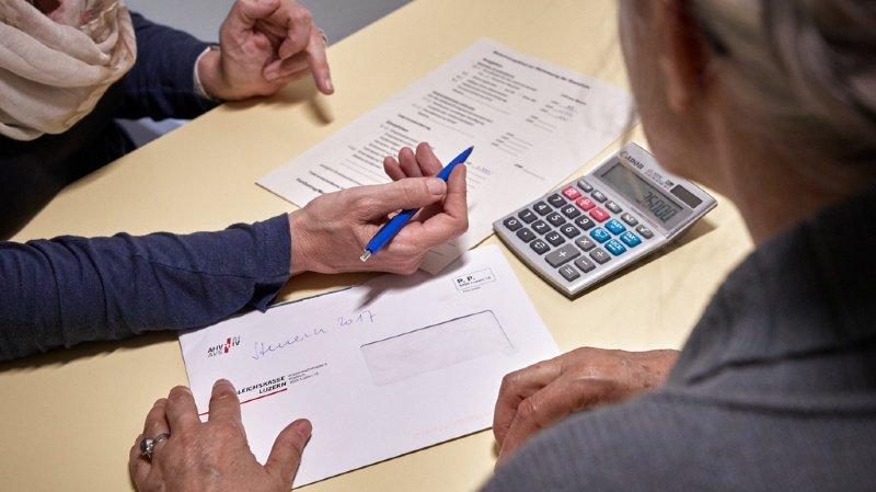 Prévoyance vieillesse: perte élevée de revenus en cas de retraite anticipée