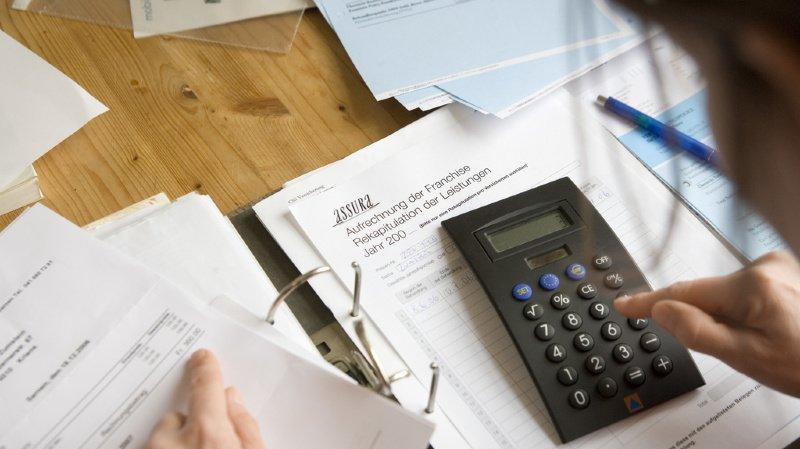 Au cours des six premiers mois de 2020, 21,8% des factures adressées entre entreprises (B2B) ont été payées en retard. (illustration)