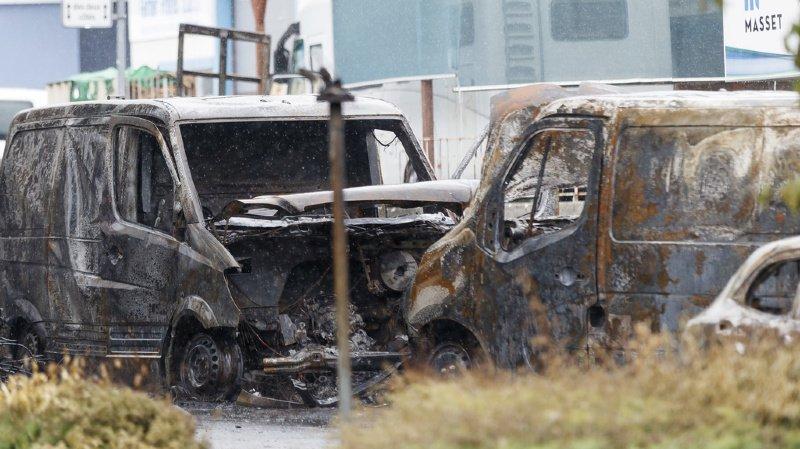 France: braquage de fourgon record à Lyon, 9 millions d'euros volés