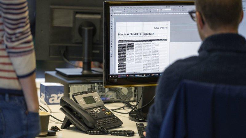 Médias: le salaire des journalistes suisses stagne depuis 14 ans