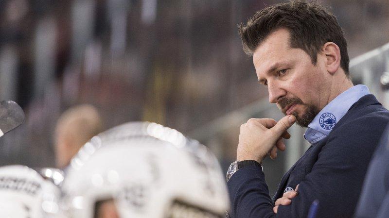 Hockey sur glace - National League: Lars Leuenberger à la barre du HC Bienne