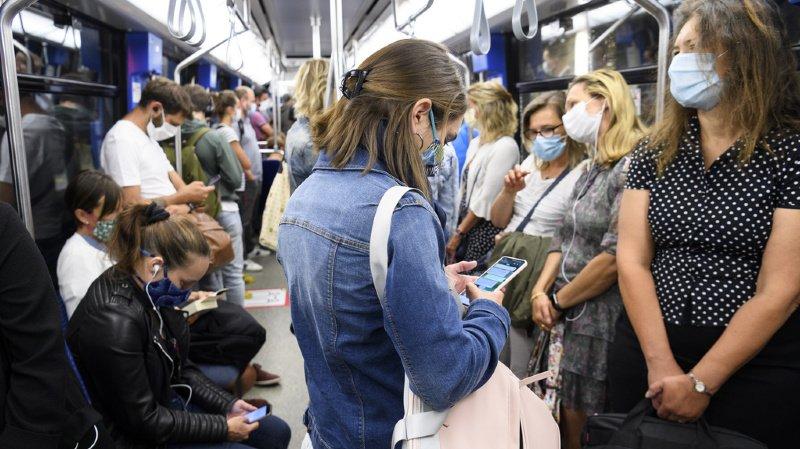 Coronavirus: 700 millions de francs d'aide pour les transports publics