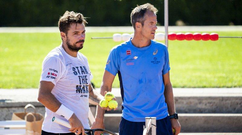 Tennis: Stan Wawrinka se sépare de son entraîneur Magnus Norman
