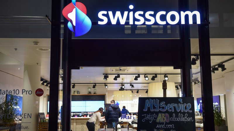 Le projet pilote de Swisscom sera lancé à Bienne, Soleure, Winterthur et Zurich (illustration).