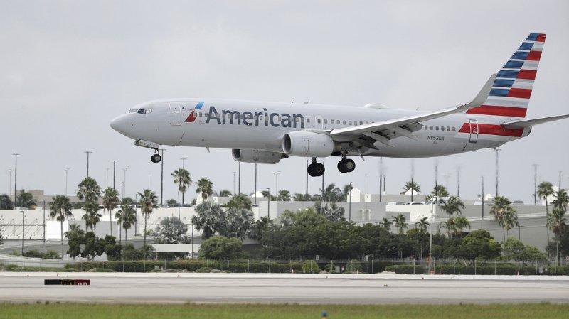 Transport aérien: sans nouvelles aides, American Airlines licenciera 19'000 salariés