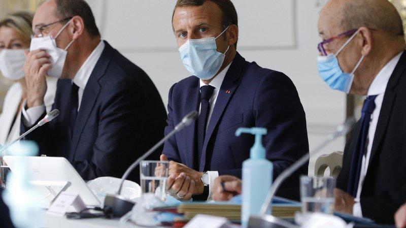 Coronavirus: la France place 21 départements sur liste rouge