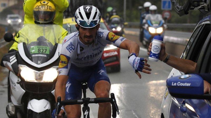 Tour de France: Julian Alaphilippe remporte la 2e étape devant le Bernois Marc Hirschi