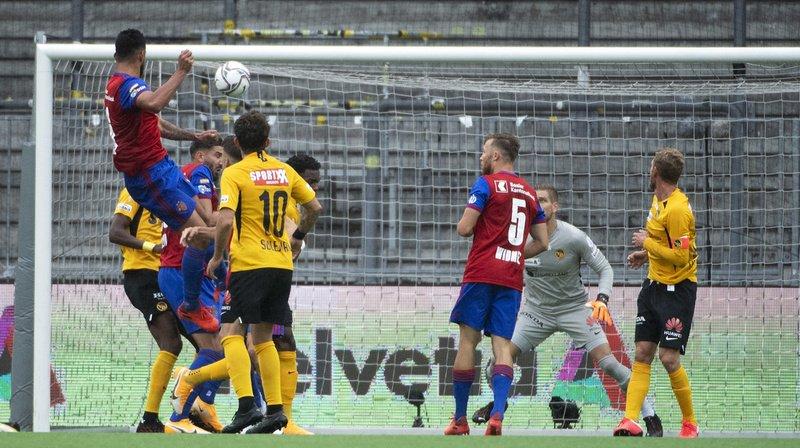 Football: Young Boys remporte la finale de la Coupe de Suisse face à Bâle