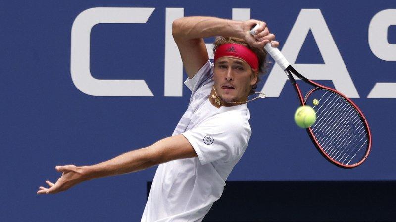 Tennis – US Open: Alexander Zverev assure et passe le premier tour