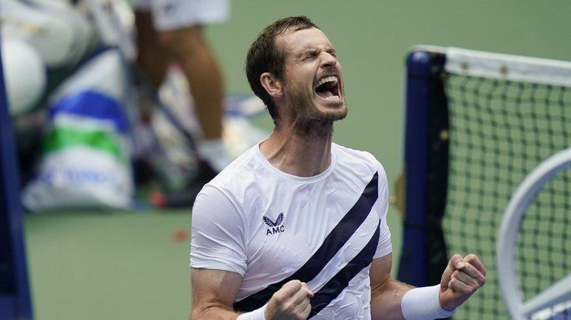 Tennis - US Open: une folle remontada pour le grand retour d'Andy Murray