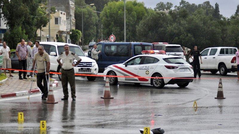 Tunisie: un gendarme tué et trois assaillants abattus dans une attaque «terroriste»