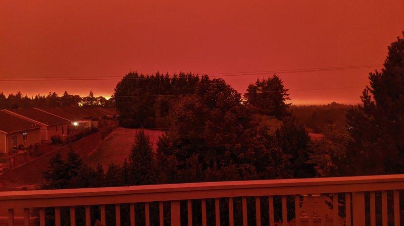 Etats-Unis: des centaines d'habitations détruites par les incendies dans l'Oregon