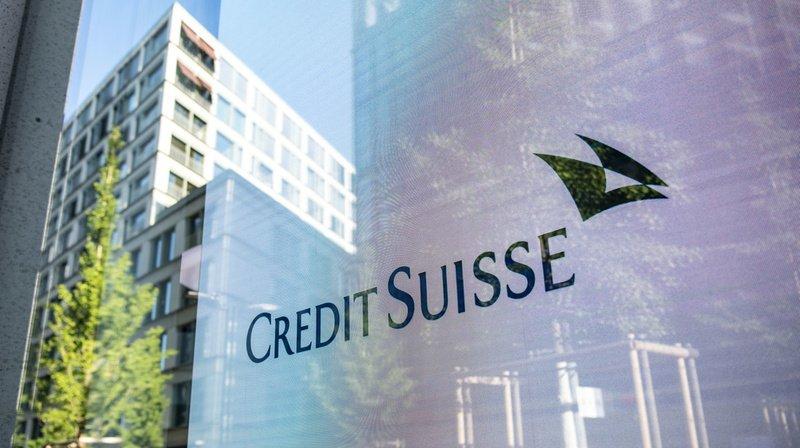 Banques: Credit Suisse paie près de 550'000 francs de pénalité aux Etats-Unis