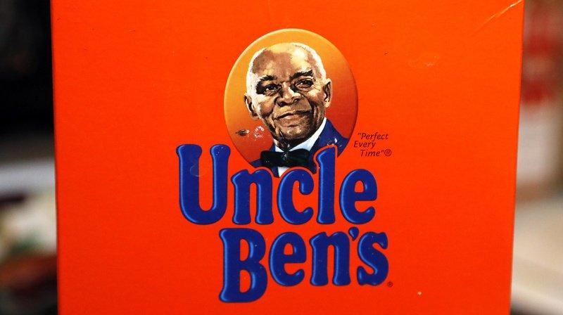 La marque présentait une image d'un visage d'un Afro-américain âgé. (Archives)