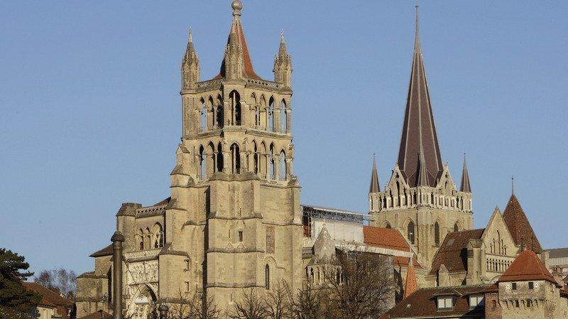La cathédrale de Lausanne fait partie des monuments à visiter pour l'occasion.