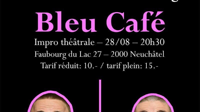 Duo - Théâtre impro