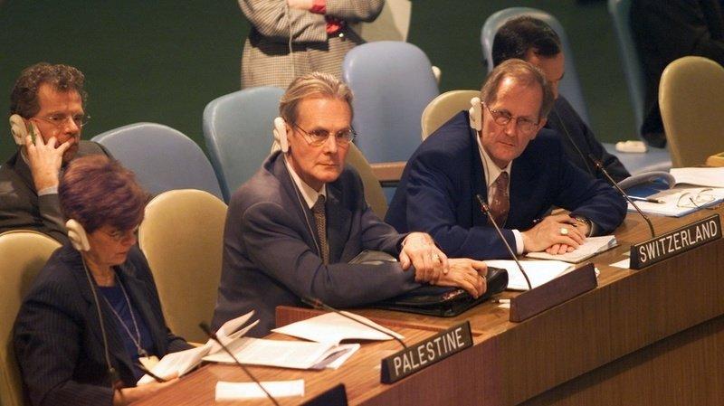 M. Staehelin assure que, sans entrer au Conseil de sécurité, la Suisse peut obtenir des résultats. (archives)