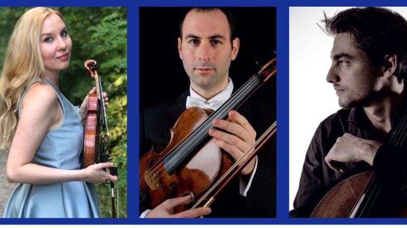 Trio à Cordes A.Orlik/D.Sperber/C.Macherel