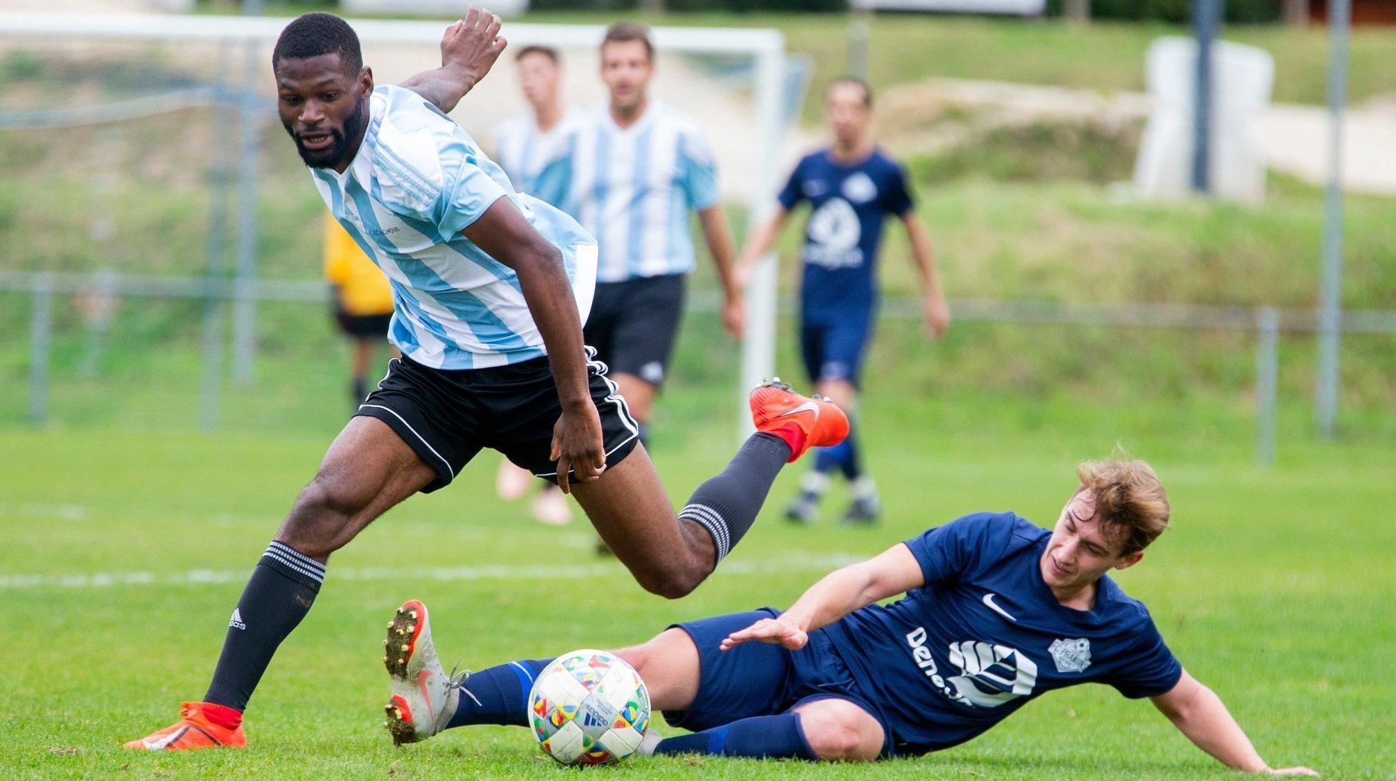«Fast foot»: Messina, Le Rose et Velasco voient triple