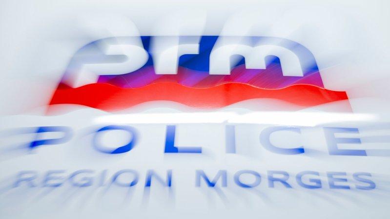 Course-poursuite: un policier morgien n'échappe pas au délit de chauffard