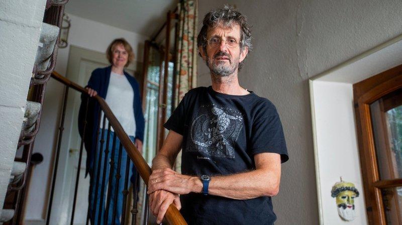 Les propriétaires gardent espoir de pouvoir déplacer leur maison