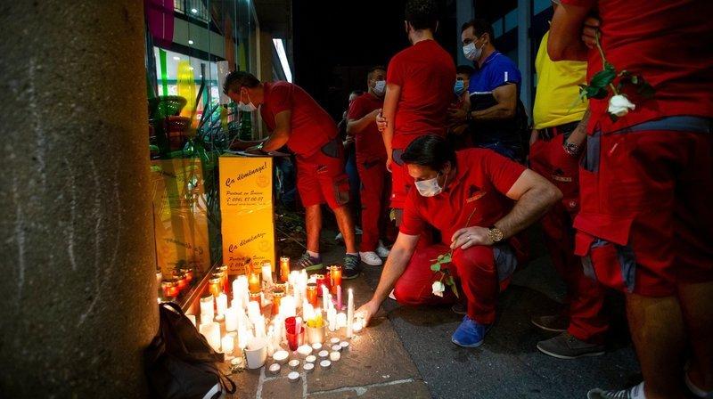 Morges: une foule silencieuse en hommage à Joao