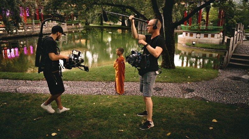 Un jeune de Perroy héros d'un épisode d'une série TV