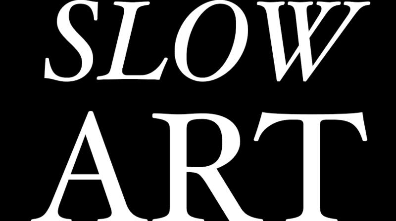 Slow Art - Expo lèche-vitrines
