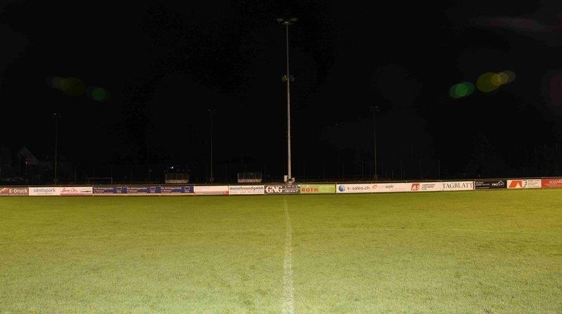 Saint-Gall: des jeunes footballeurs frappés par la foudre à Abtwil