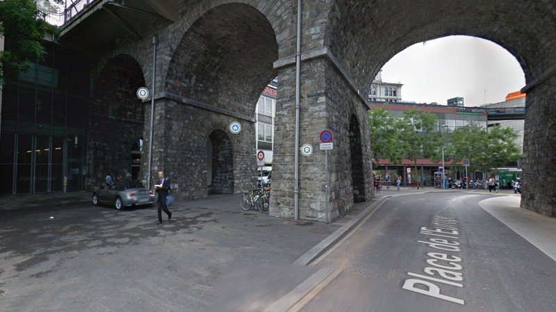 Le club qui se situe sous les arches du Grand-Pont subit régulièrement des infiltrations d'eau.