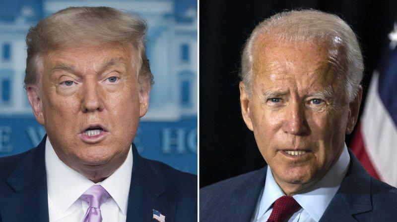 Etats-Unis: Trump veut un «test antidopage» avant de débattre avec Biden