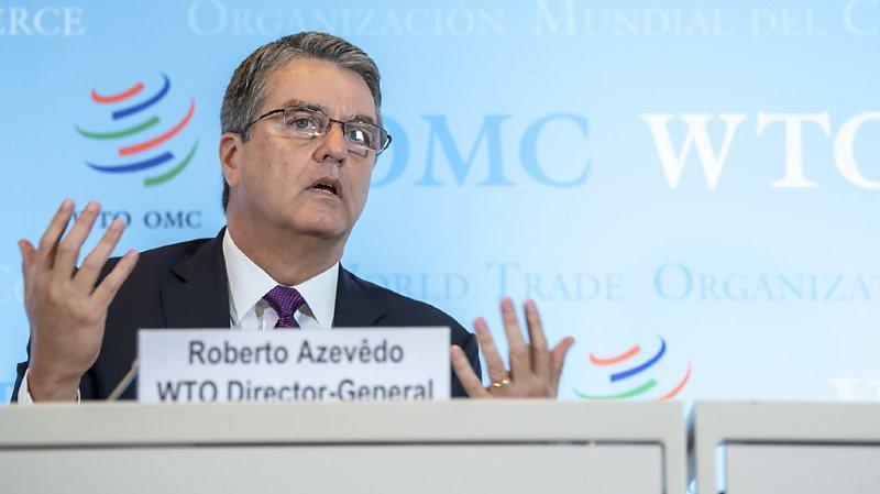 Commerce: l'OMC se retrouve sans directeur général