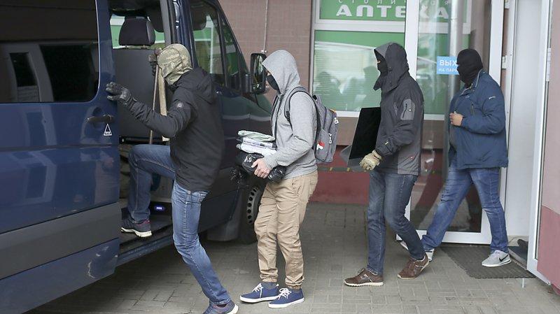 Les ONG dénoncent des crimes contre l'humanité contre les manifestants opposés à la réelection contestée du président Alexander Loukachenko au Bélarus (archives).